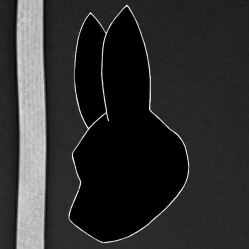 Rabbit - Sweat-shirt à capuche Premium pour hommes