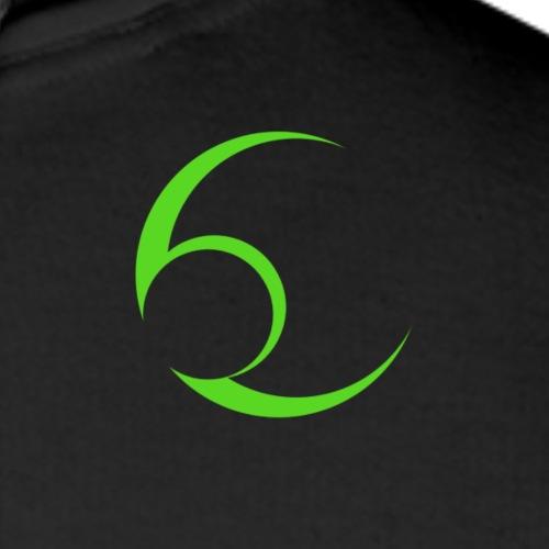 Logo Oryum simple - Sweat-shirt à capuche Premium pour hommes
