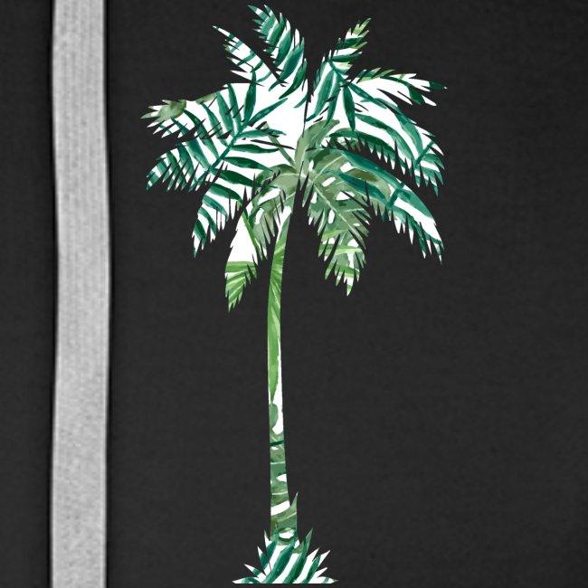 Fancy Palme Grün