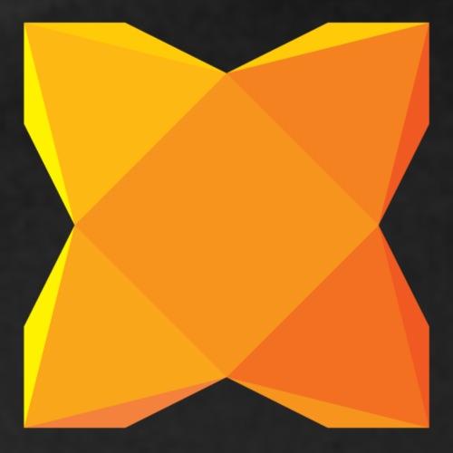 Haxe Logo - Large and in Color - Sweat-shirt à capuche Premium pour hommes