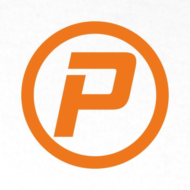 Polaroidz - Small Logo Crest   Orange