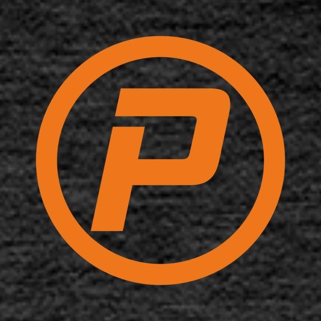 Polaroidz - Small Logo Crest | Orange