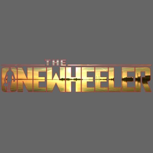 The OneWheeler Walk RED - Herre Premium hættetrøje