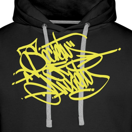 logo11 - Sweat-shirt à capuche Premium pour hommes