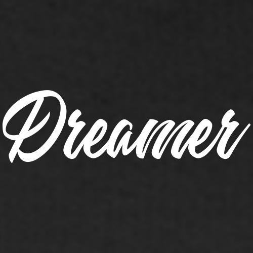 Einfach ein Träumer-Typografie Design - Männer Premium Hoodie