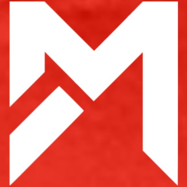 M Logo Einzeln WEISS PNG