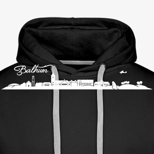 Baltrumer Skyline - Männer Premium Hoodie