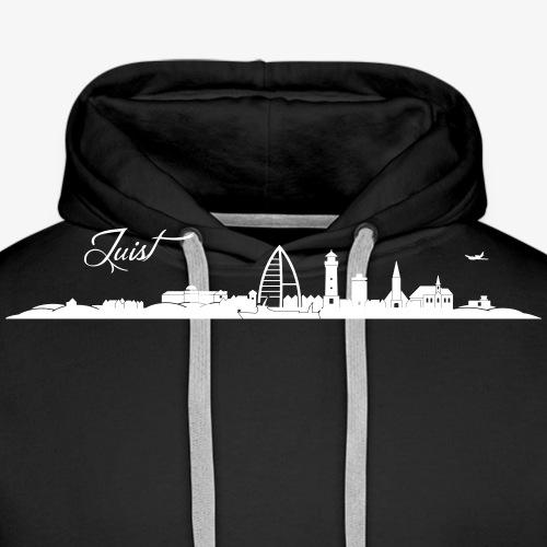 Juister Skyline - Männer Premium Hoodie