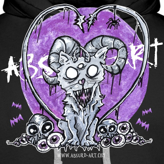 """Kitty"" von Absurd ART"