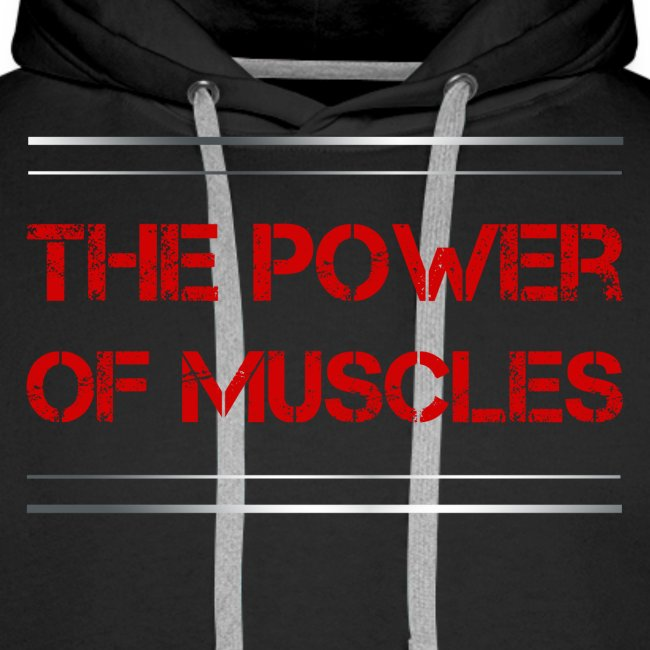 Sport - The Power of Muscles