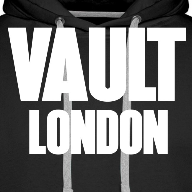 VAULT LONDON block white