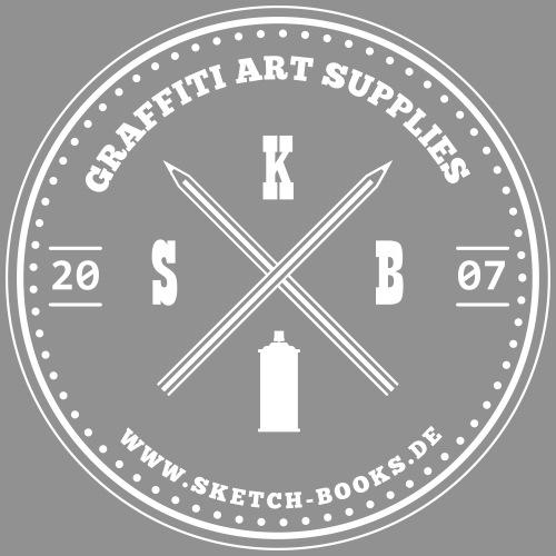 Sketch Books Logo - Männer Premium Hoodie