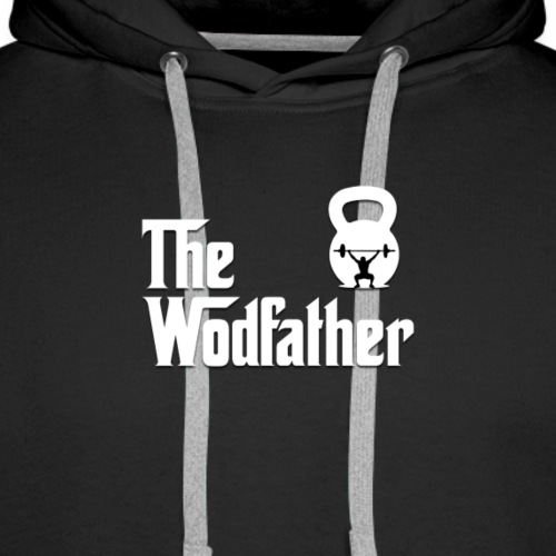 The Wodfather - Sudadera con capucha premium para hombre