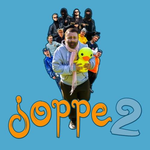 Joppe 2 - Affischmotiv - Premiumluvtröja herr