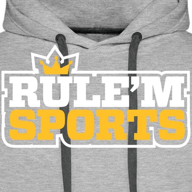 rulem sports vector white outline