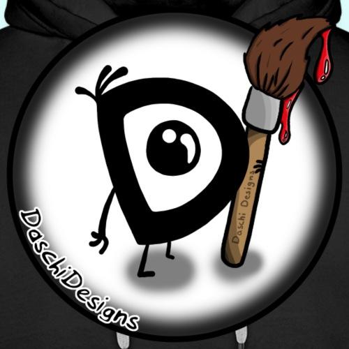 DaschiDesigns Fan Design - Männer Premium Hoodie