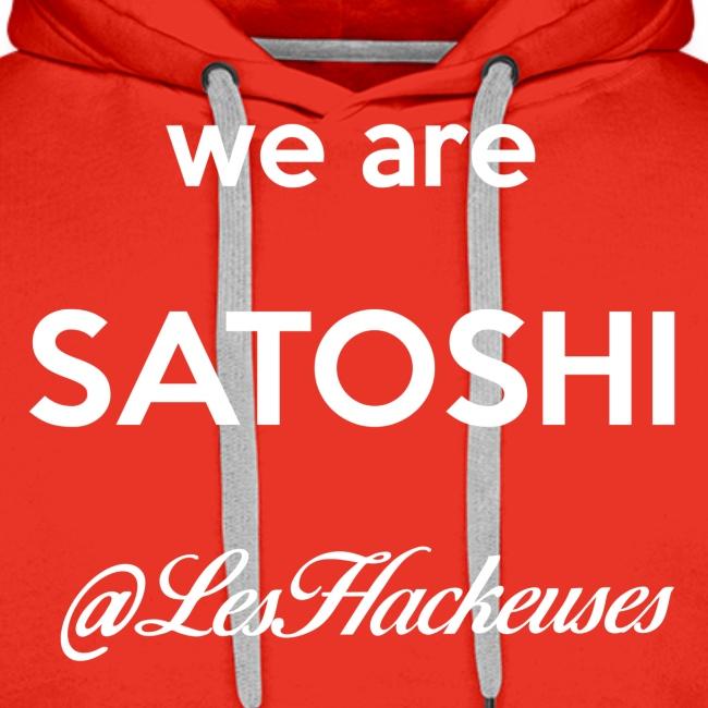we are satoshi