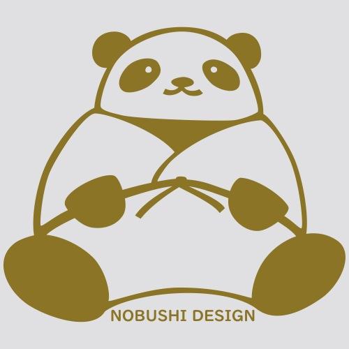 Golden Panda - Mannen Premium hoodie