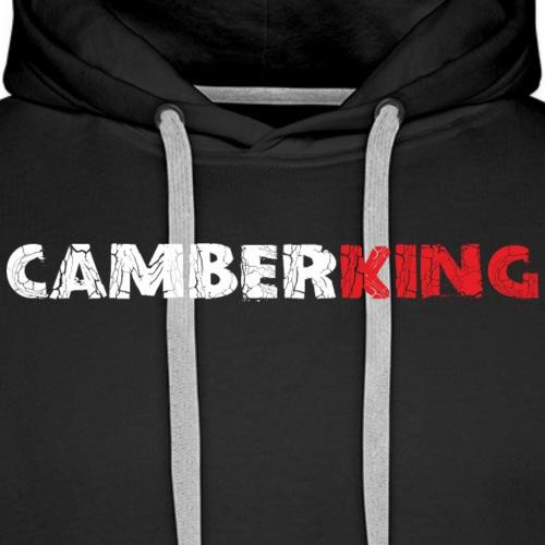 CAMBERKING - Premiumluvtröja herr
