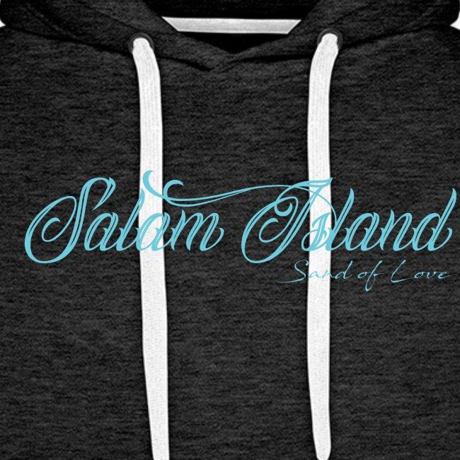 Salam Island calli bleu