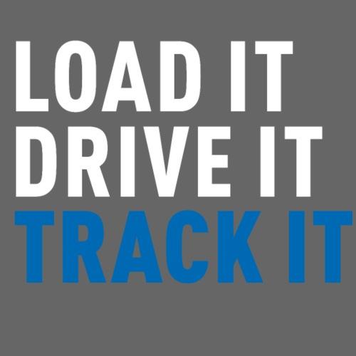Load it, Drive it, Truck it - Herre Premium hættetrøje