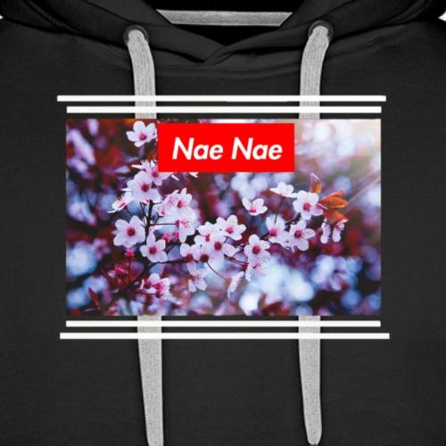 Nae Nae pink Fashion - Männer Premium Hoodie