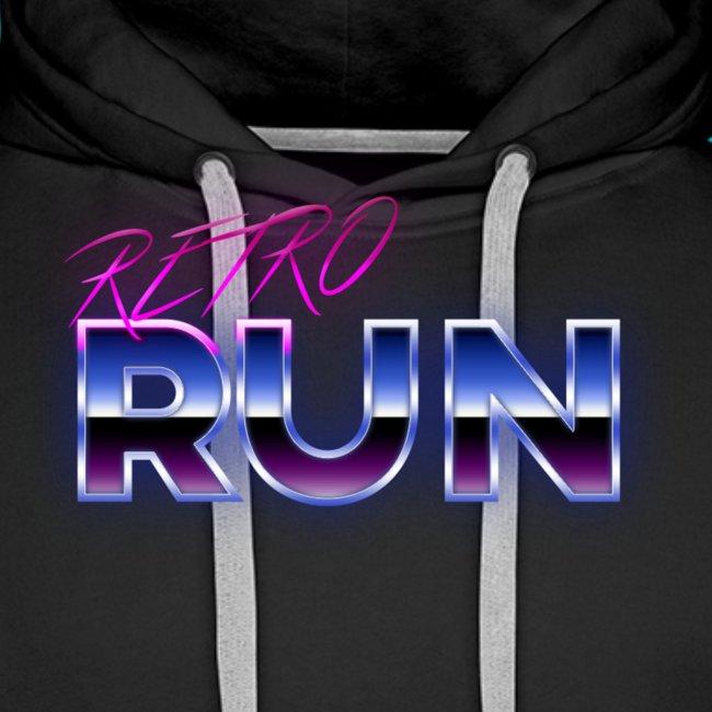 Retro Run Merch