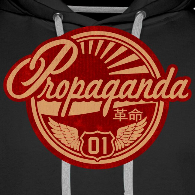 PROPAGANDA 01 RED