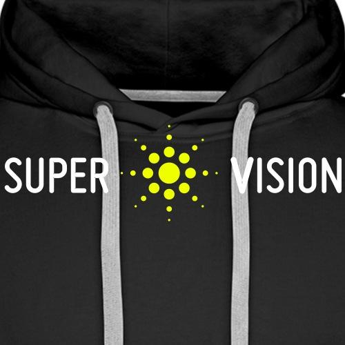 SUPER VISION - Männer Premium Hoodie
