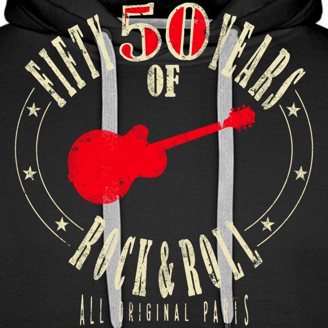 50. Geburtstag - Fifty Years Of Rock & Roll
