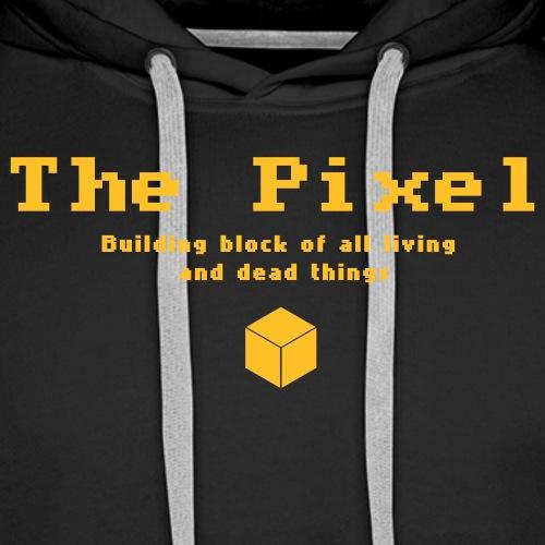 geek thepixel - Premiumluvtröja herr