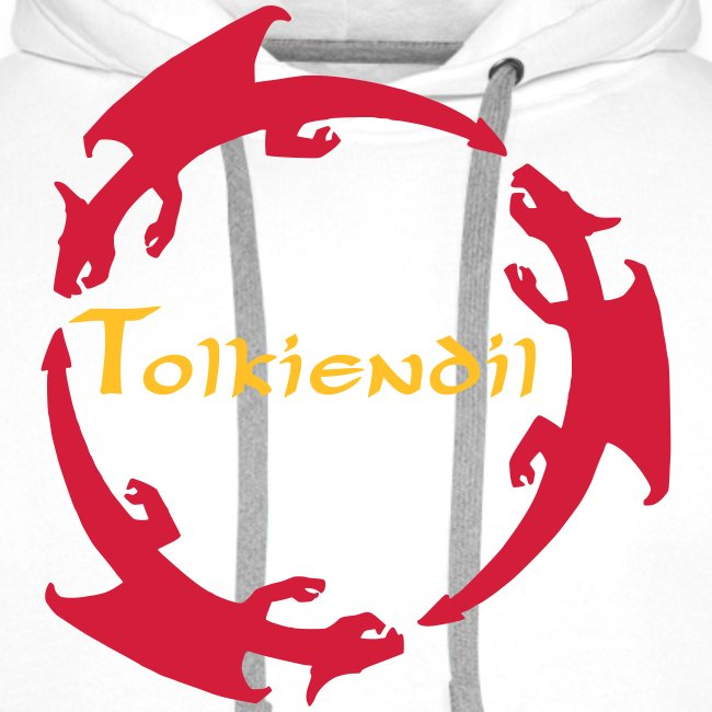 trois dragons tolkiendil forgottenuncial