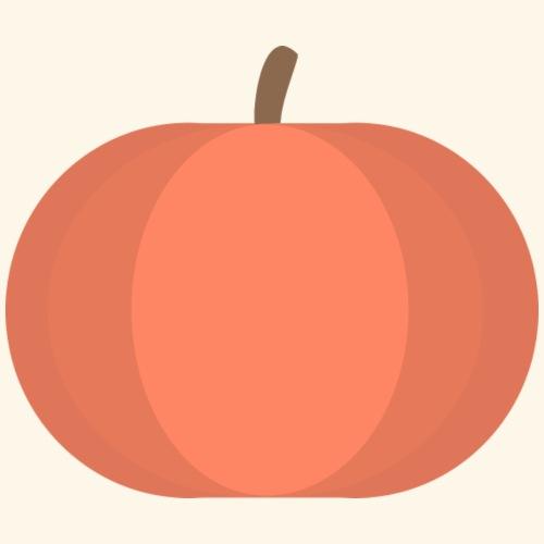 Pumpkin - Sweat-shirt à capuche Premium pour hommes