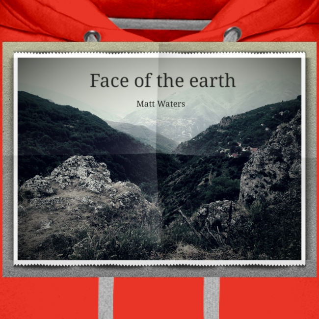 face of the earth