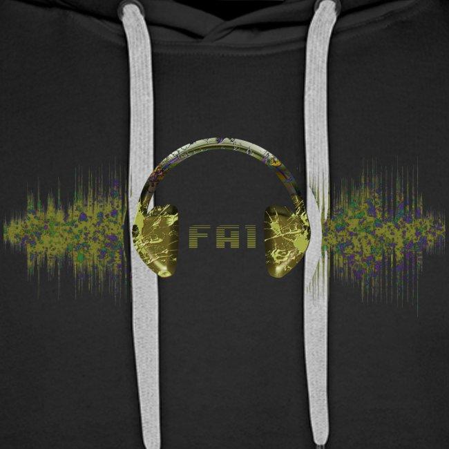 Clothing design electronic music
