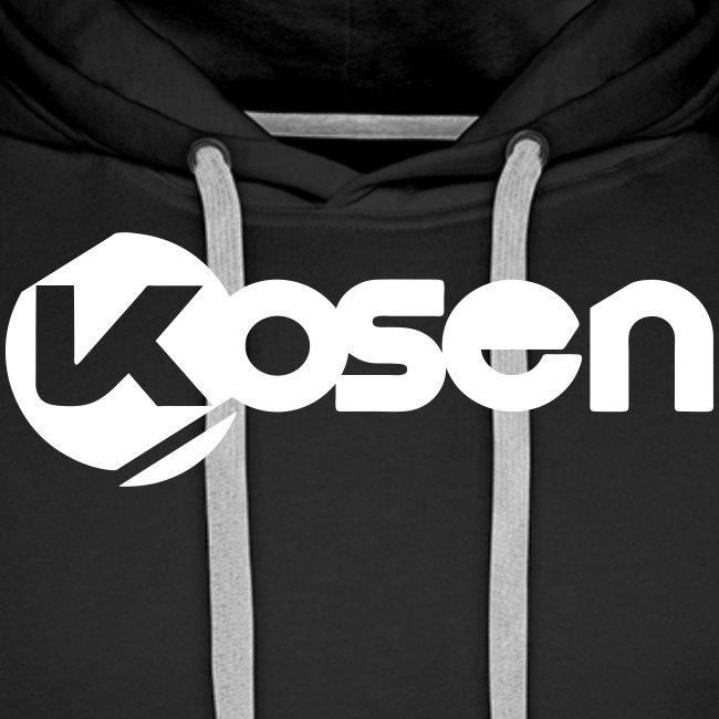 Logo Kosen Blanc Vector