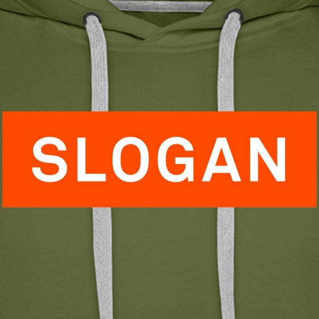 Slogan Logo