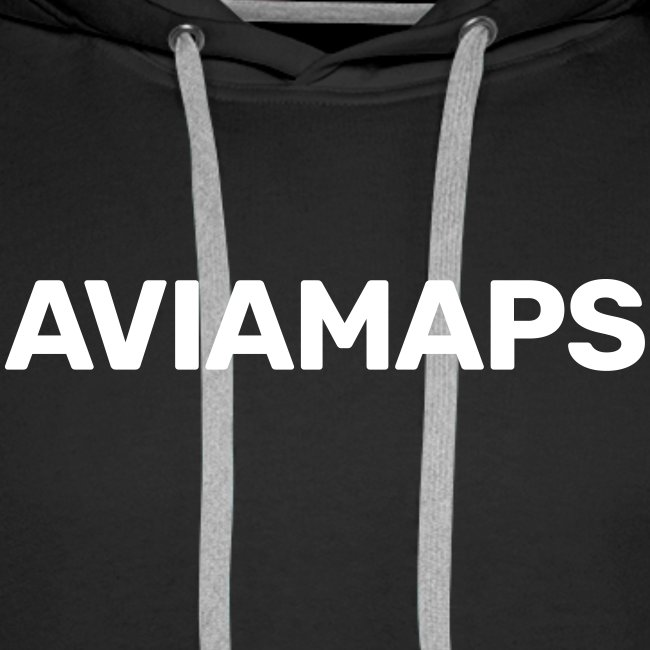 Aviamaps white