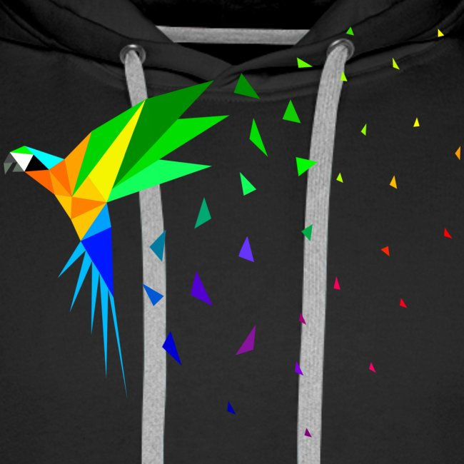 Limited Edition - Macaw