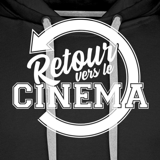 Logo blanc Retour vers le Cinéma
