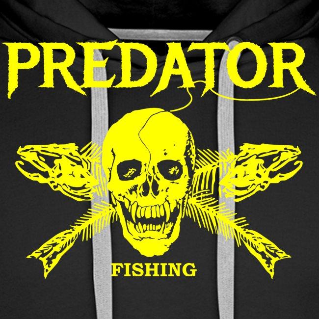 Predator fishing yellow