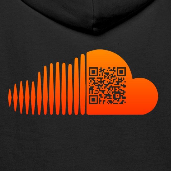 Shawn Stein logo weiß/ QR