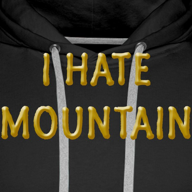 hate mountain