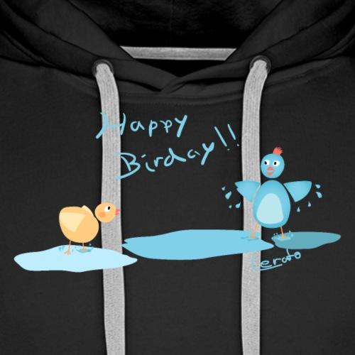 Happy Birday! - Männer Premium Hoodie