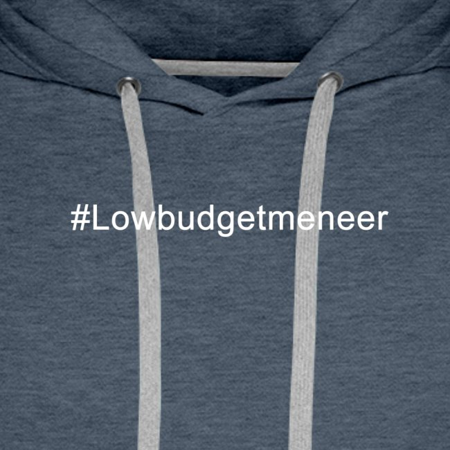 #LowBudgetMeneer Shirt!