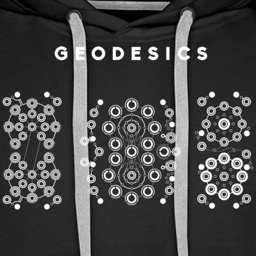 geodesics - Men's Premium Hoodie