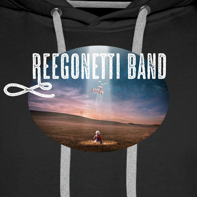 Reegonetti Band - Exploring the unknown