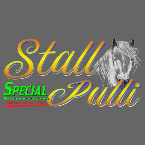 Special Edition Stall Pulli Reiten Pferd Geschenk - Männer Premium Hoodie