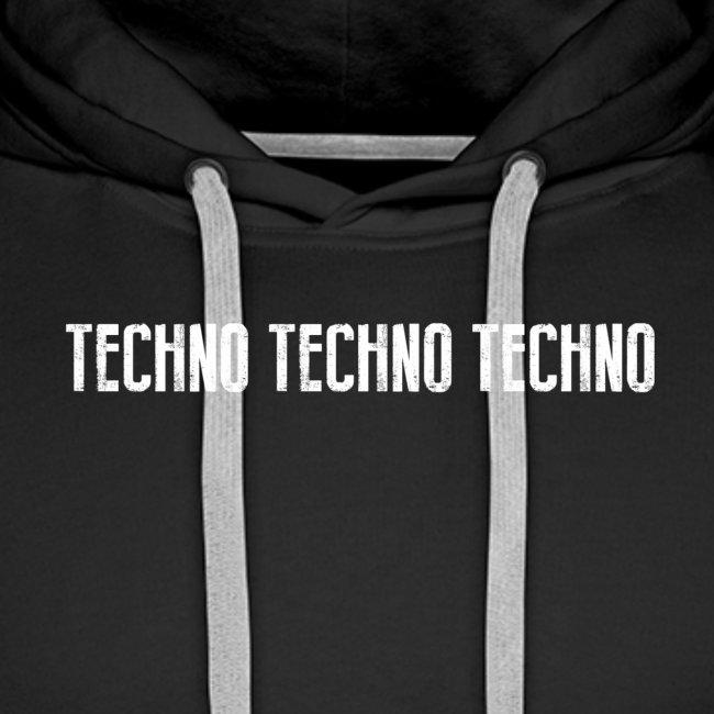 TECHNO TECHNO TECHNO - 2 SIDED