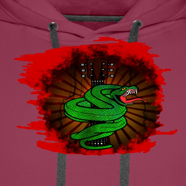 serpent guitare png